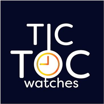Tic Toc Watches - Logo Design Services Richland by OutSide Thinc