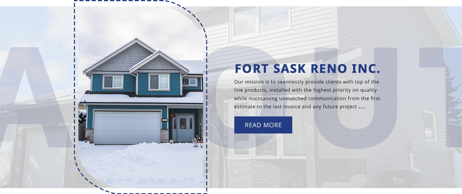 Renovation Services Fort Saskatchewan by Fort Sask Reno Inc.