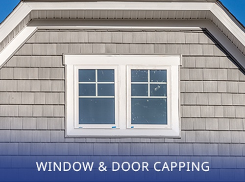 WINDOW & DOOR CAPPING