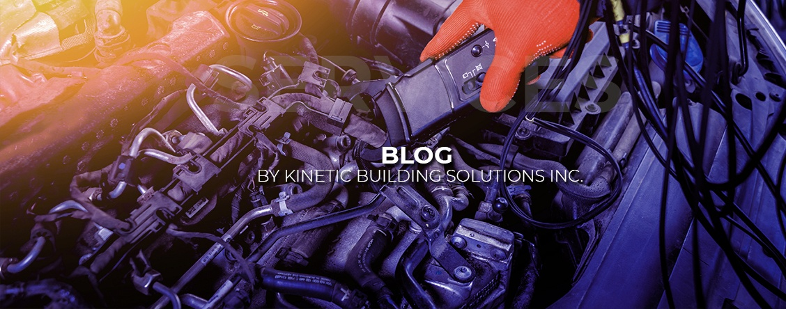 Blog by Kinetic Building Solutions Inc.