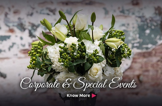 Corporate and Special Events by Joan Day Weddings