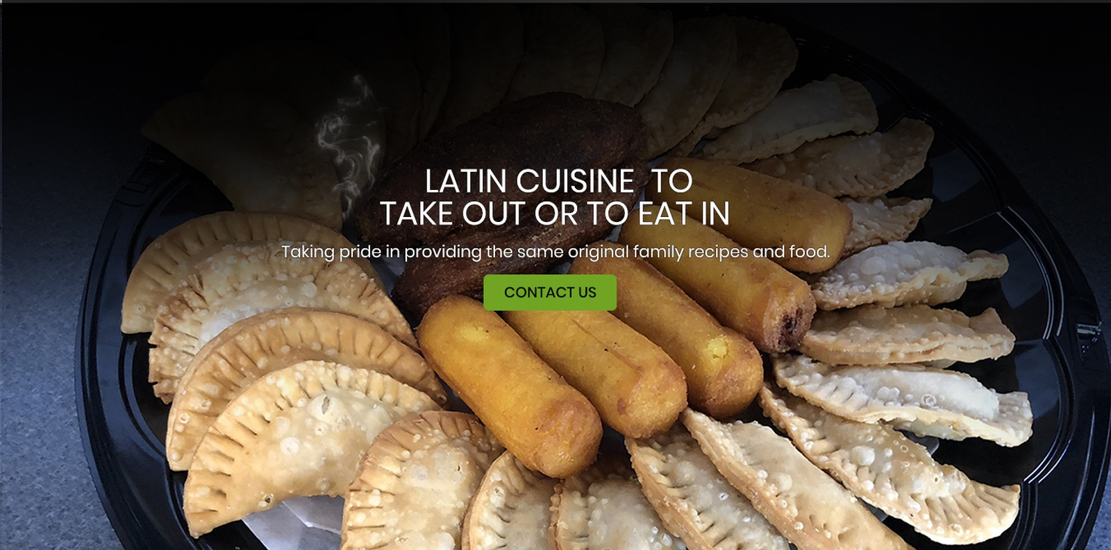 Latin Food Catering Orlando
