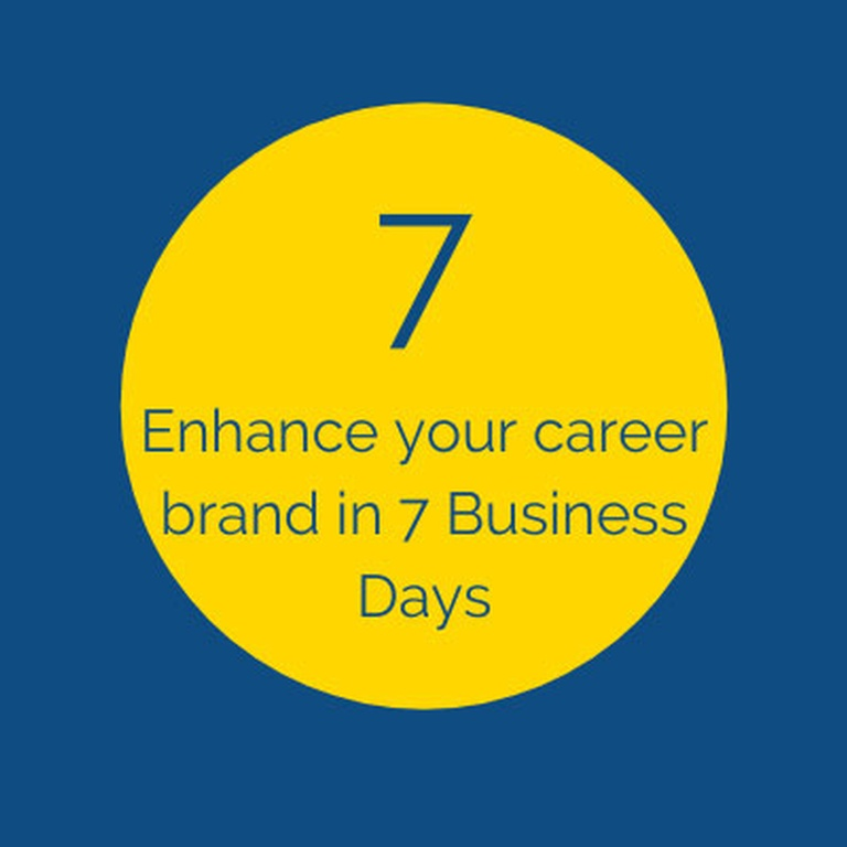 Career Assistance Program (7 business days)