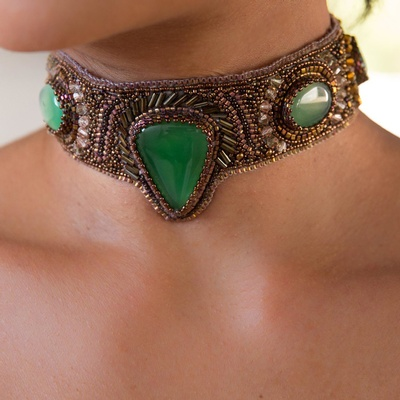 Indian Choker Necklace Online