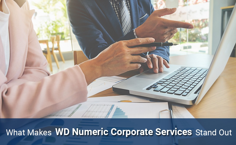 Blog by WD Numeric Corporate Services