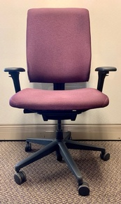 Allsteel - Allsteel Relate High Back Task Chair with Adjustable Arms
