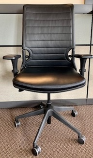 Chair with Adjustable Arms