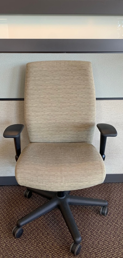Used Allsteel Ambition Highback Task Chair
