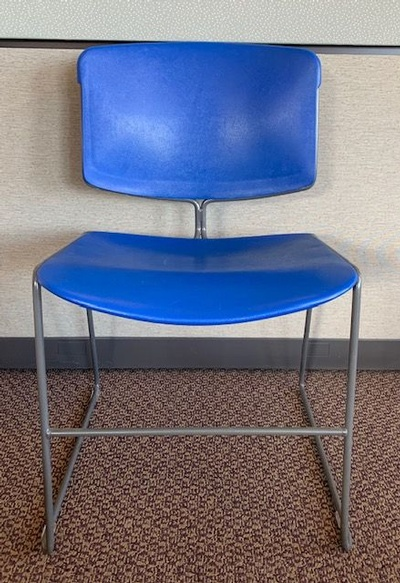 Used Steelcase Stack Chair
