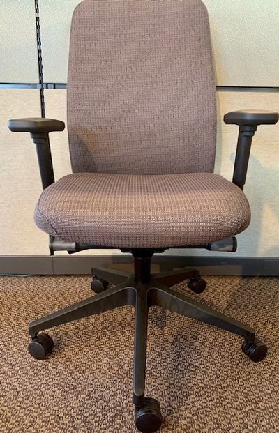 Allsteel Access Work Chair with Synchro Tilt Control