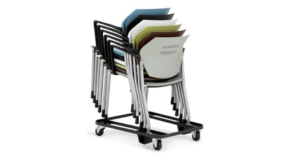 Carolina Dolly for Lado Stacking Chairs