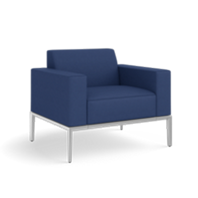 Allsteel Parallel Club Chair