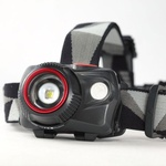 Micah Focus - Rechargeable Headlamps by Gear Hunterz