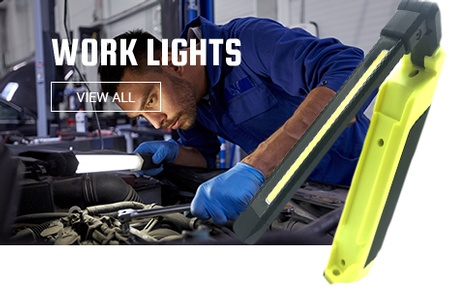 Work Lights - Buy LED Lighting Products Online at Gear Hunterz