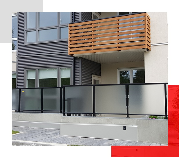 Aluminum Fence Manufacturers Surrey at Modern Time Aluminium (2009) Ltd.