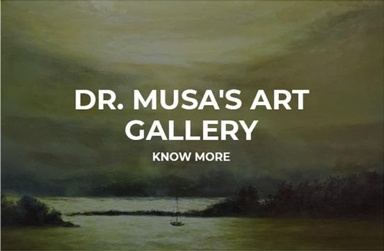 Dr Musa's Art Gallery by Dentistry On Jane Maple Vaughan