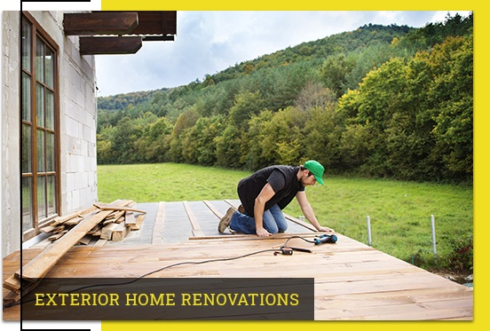 Exterior Home Renovations in Halton Hills, ON