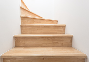 Stair Cases | Baseboards Installation By Van Isle
