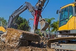 Terrain Crane - Construction Photography Anaheim by Great Art Studios