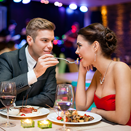 The Romantic Dinner Experience Avon lake