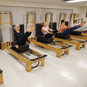 Pilates Classes New Hope