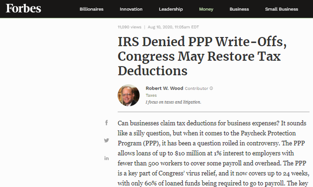 IRS-Denied-PPP-Write-Offs-Congress-May-Restore-Tax-Deductions.png