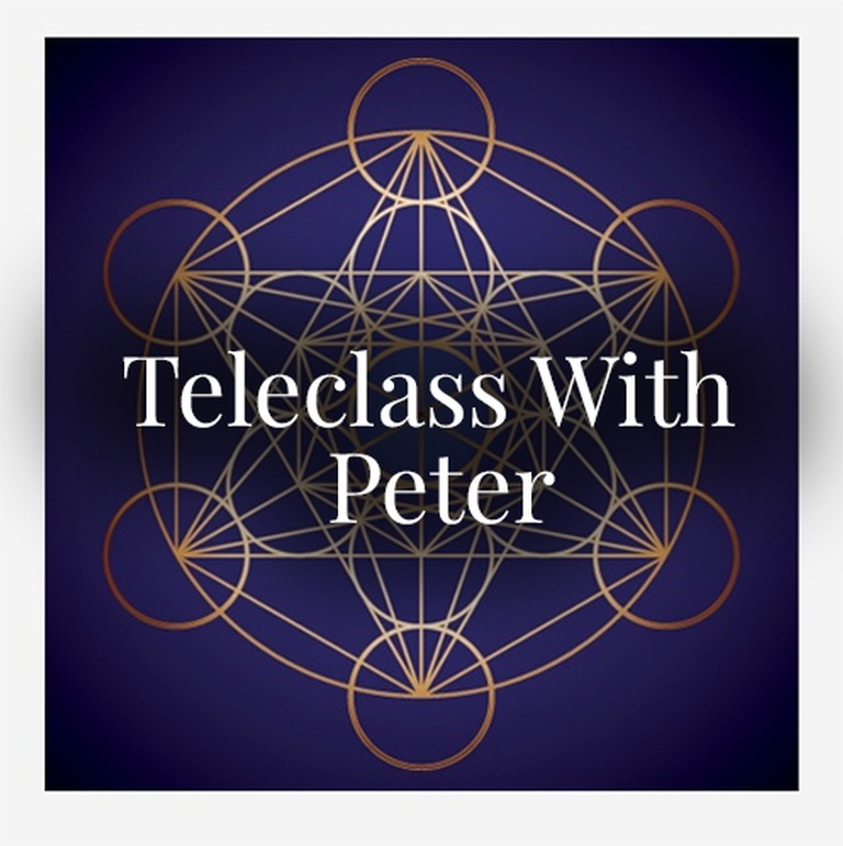 Teleclass with Peter