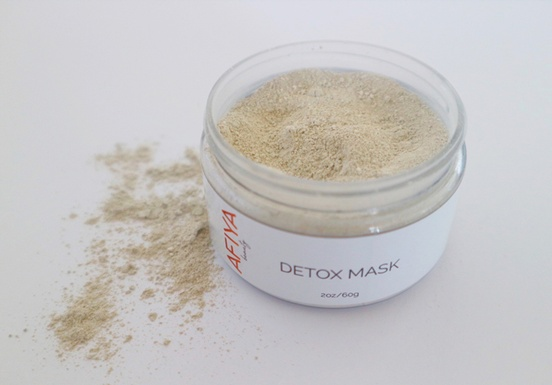 Glow Daily Detox Clay Mask