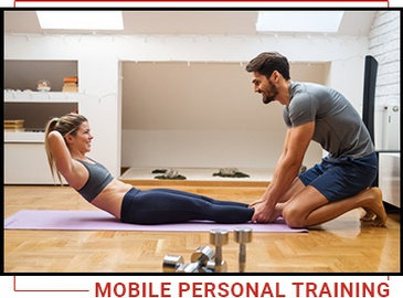 Mobile Personal Trainer Shelton