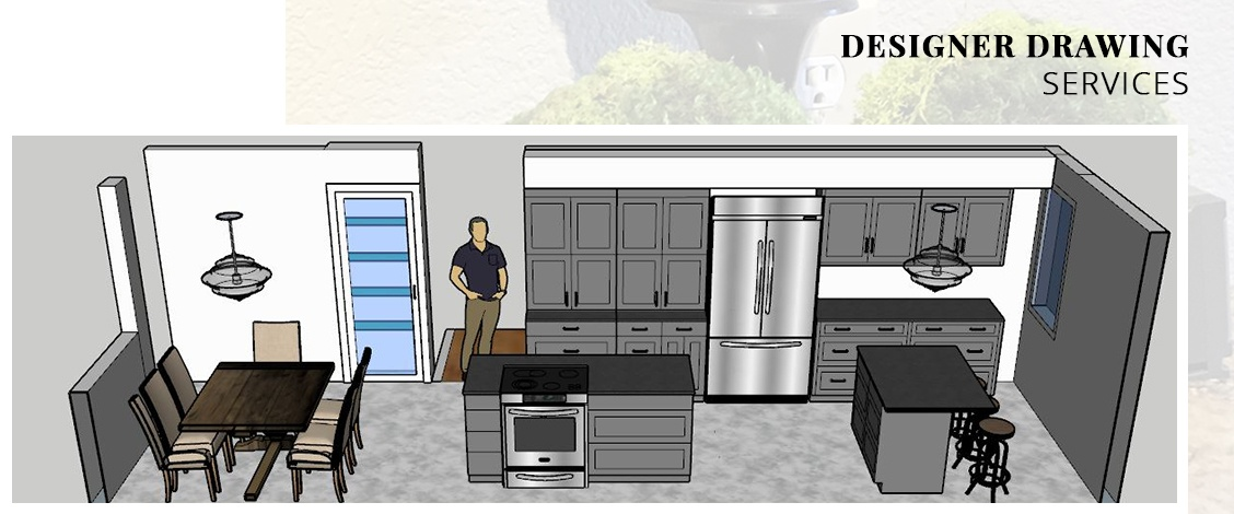 Designer Drawing Services by Residential 3D AutoCAD Designer Fort Worth