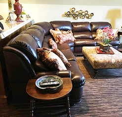 Furniture and Upholstery Fort Worth by Valentine Interior Design