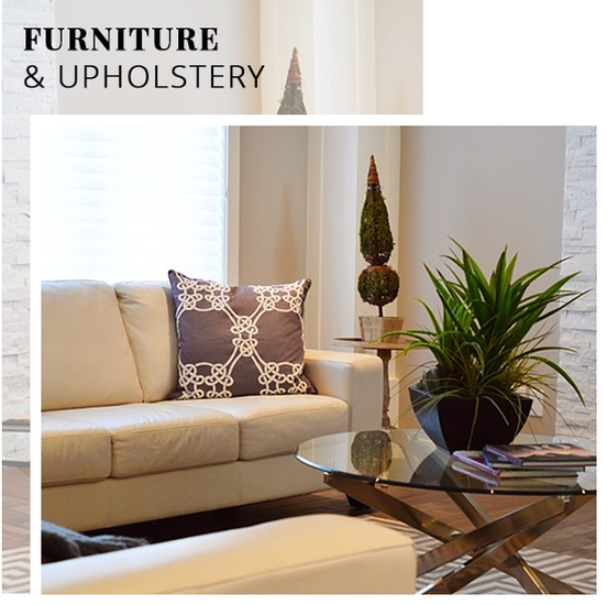 Furniture and Upholstery Services Fort Worth - Valentine Interior Design