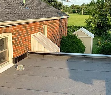 Residential Flat Roofing Services