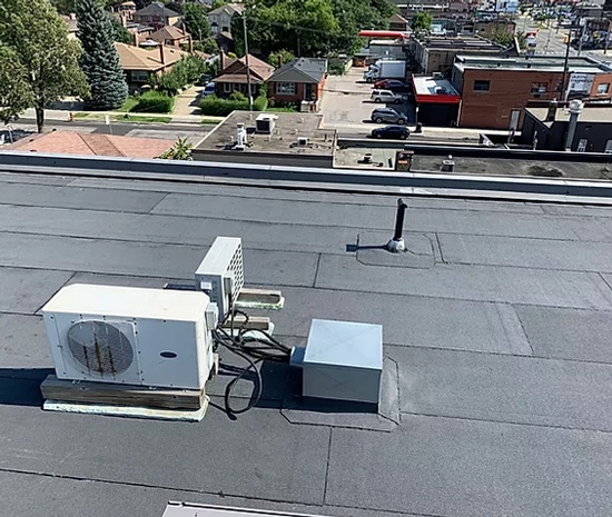 Flat Roof Installation Stoney Creek