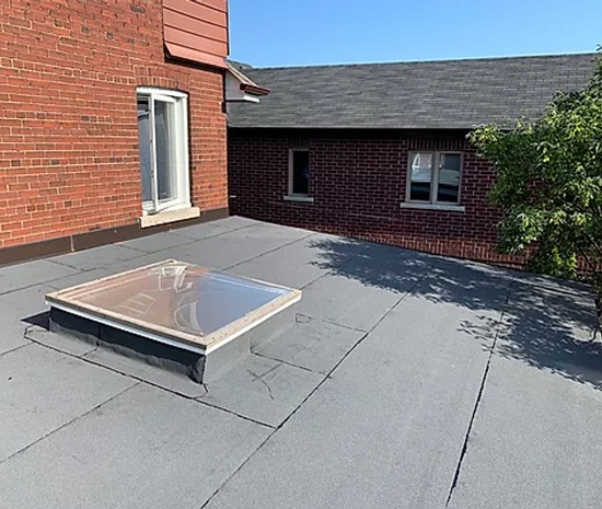 Flat Roof Repair Stoney Creek