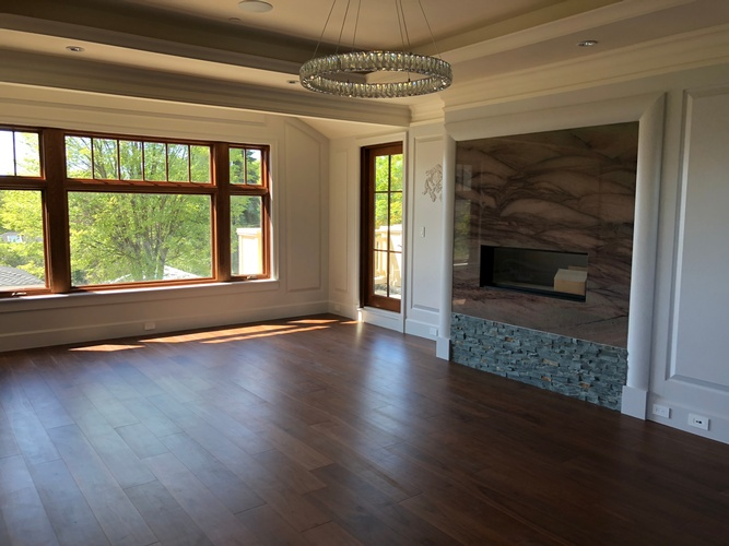 Engineered Hardwood Flooring Installation Burnaby by TJL Floor And Garage Door Inc