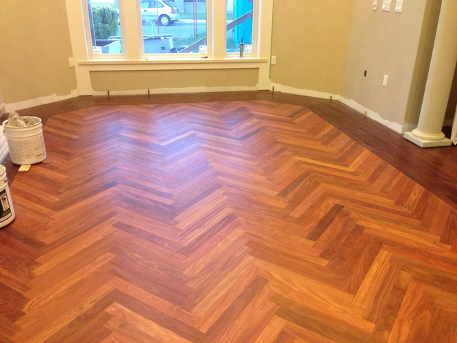 Parquet Wooden Flooring by TJL Floor And Garage Door Inc - Floor Installation Richmond