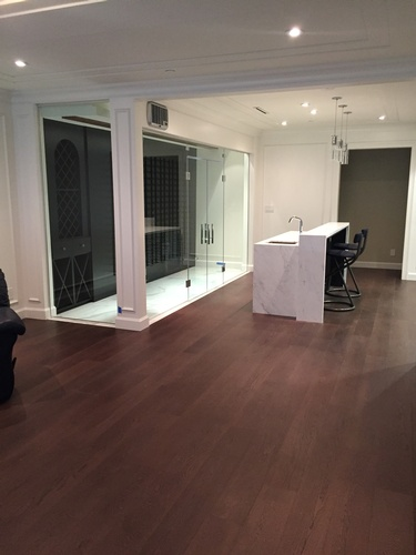 Engineered Hardwood Flooring Installation Services Richmond by TJL Floor And Garage Door Inc