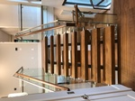 Modern Wooden Staircase by TJL Floor And Garage Door Inc - Flooring Contractor Burnaby