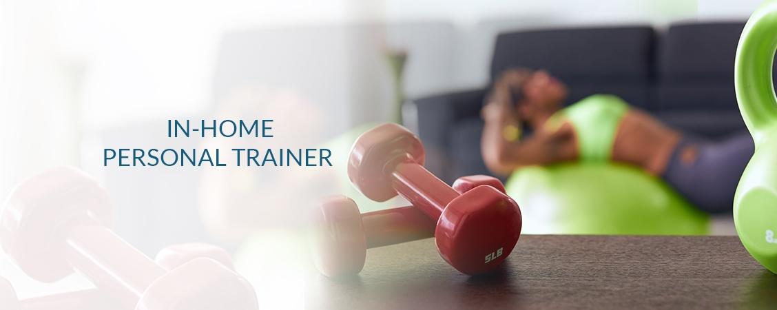 In Home Personal Trainer Maryland at Home Core Fitness