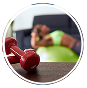 In-Home Personal Training Program by In-Home Personal Trainer New Market at Home Core Fitness
