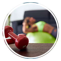 In-Home Personal Trainer Howard County