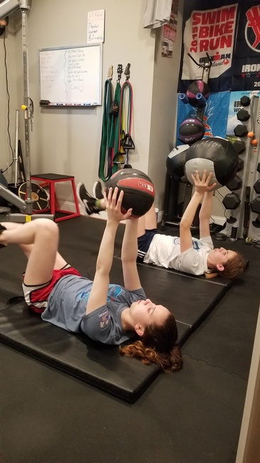 Maryland Private Personal Training by In-House Personal Trainer at Home Core Fitness