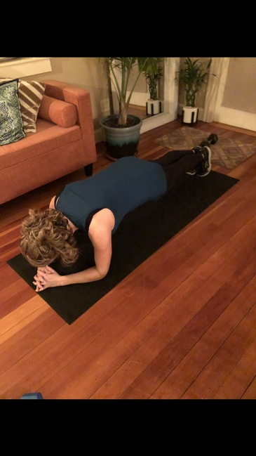 Plank - In-House Personal Training in Maryland by Home Core Fitness