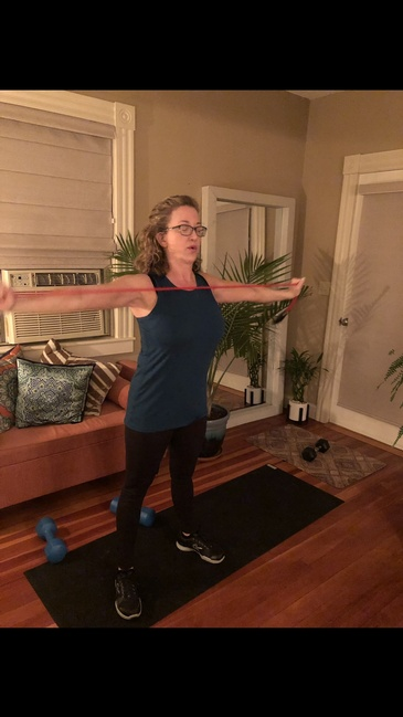 Personal Training Frederick County by In-Home Personal Fitness Trainer at Home Core Fitness