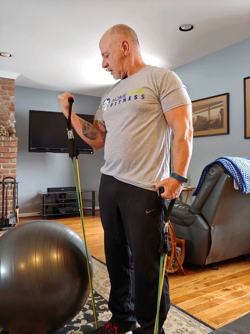 In-House Personal Training Maryland by In-House Personal Trainer at Home Core Fitness