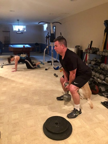 Small Group Personal Fitness Training Maryland by Home Core Fitness