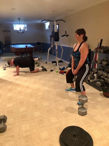 Small Group Personal Training Maryland by Home Core Fitness