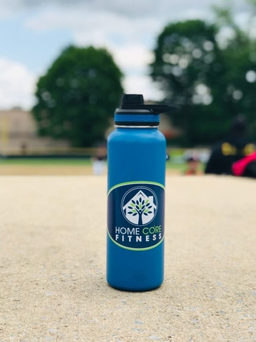 Home Core Fitness Water Bottle - Online Fitness Services