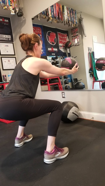 In Home Personal Training Montgomery County by Home Core Fitness